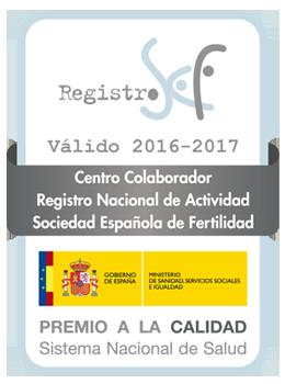 Sello SEF2014 Centro Colaborador